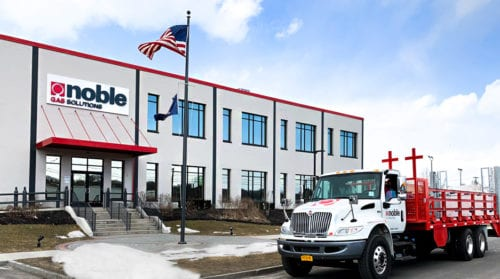 Noble Gas Solutions and Palletized Trucks